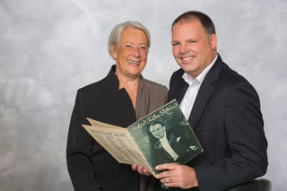 Heide Stockinger und Kai-Uwe Garrels