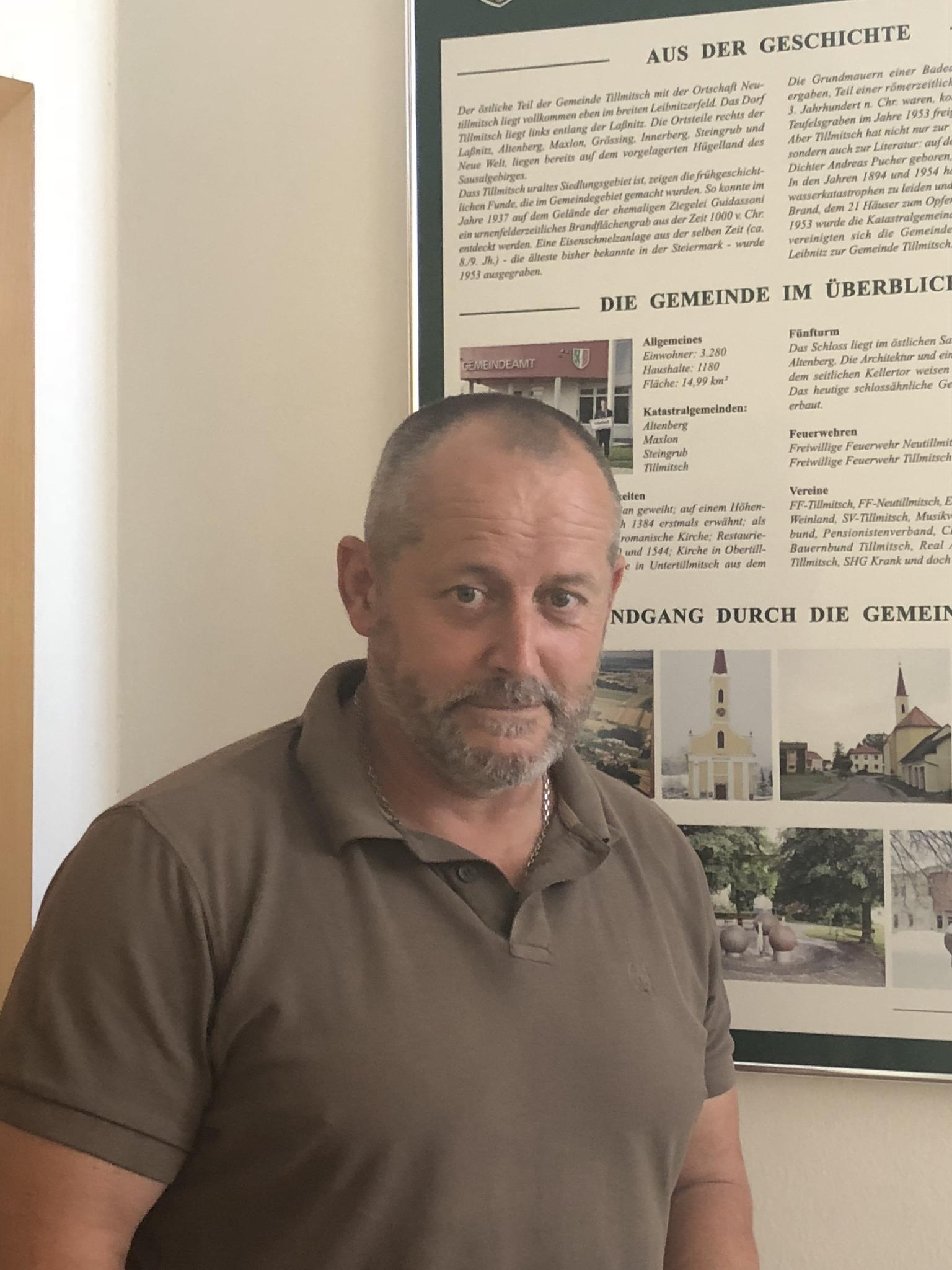 Todesfall - Gemeinde Tillmitsch