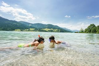 Am Weißensee gibt es keine Probleme mit der Wasserqualität