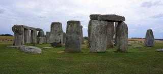 Auf unserer Reise durch Südengland war ein Stop in Stonehenge daher Pflicht !
