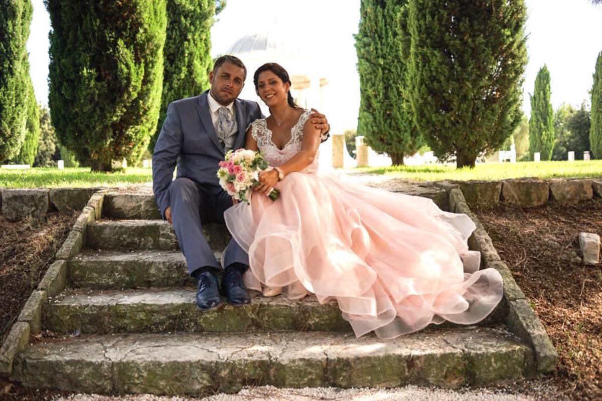 Brautpaar Der Woche Romantische Hochzeit In Rovinj Leibnitz