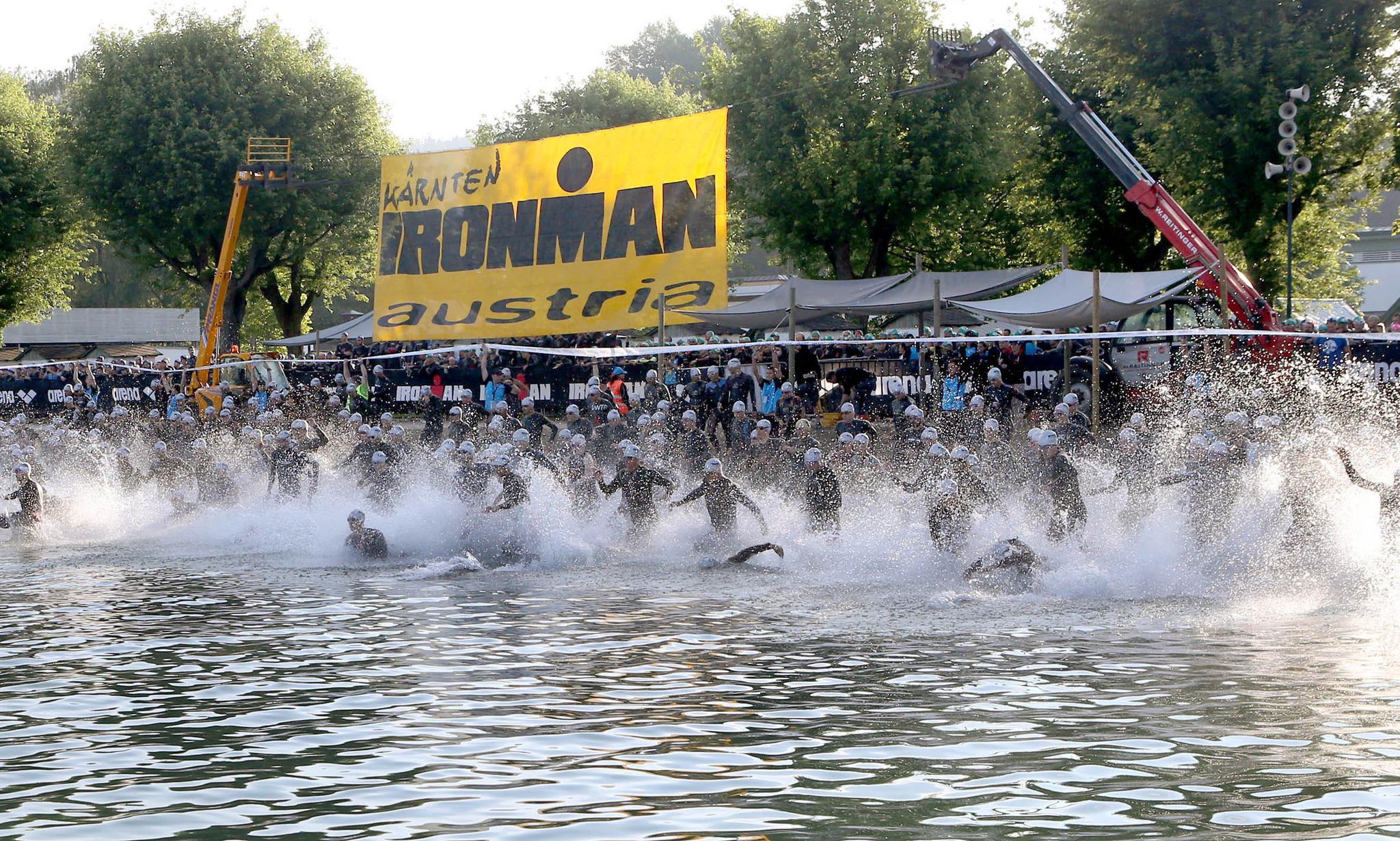 Ironman österreich