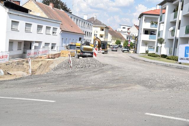 Die Verkehrssicherheit in Güssing soll mit den Baumaßnahmen am Molkereiberg deutlich erhöht werden.