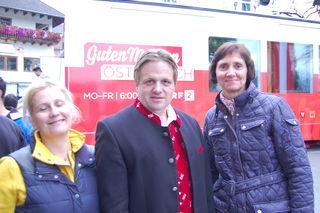 Gerhard Altziebler ist vor allem stolz auf die gute Zusammenarbeit