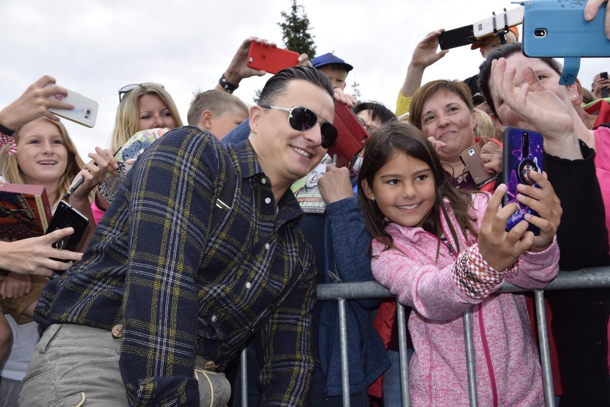 3500 Fans Beim Gipfeltreffen Mit Andreas Gabalier Liezen