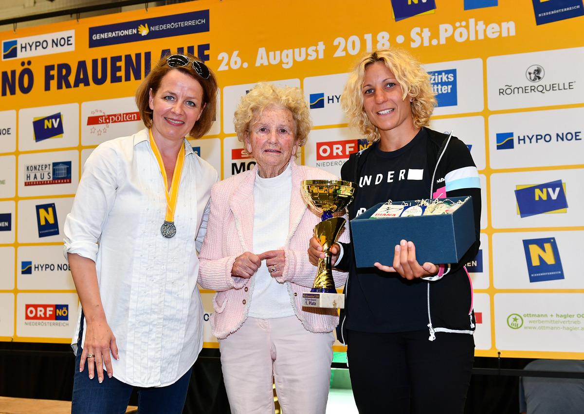 Läuferinnenrekord Beim 13 Nö Frauenlauf St Pölten