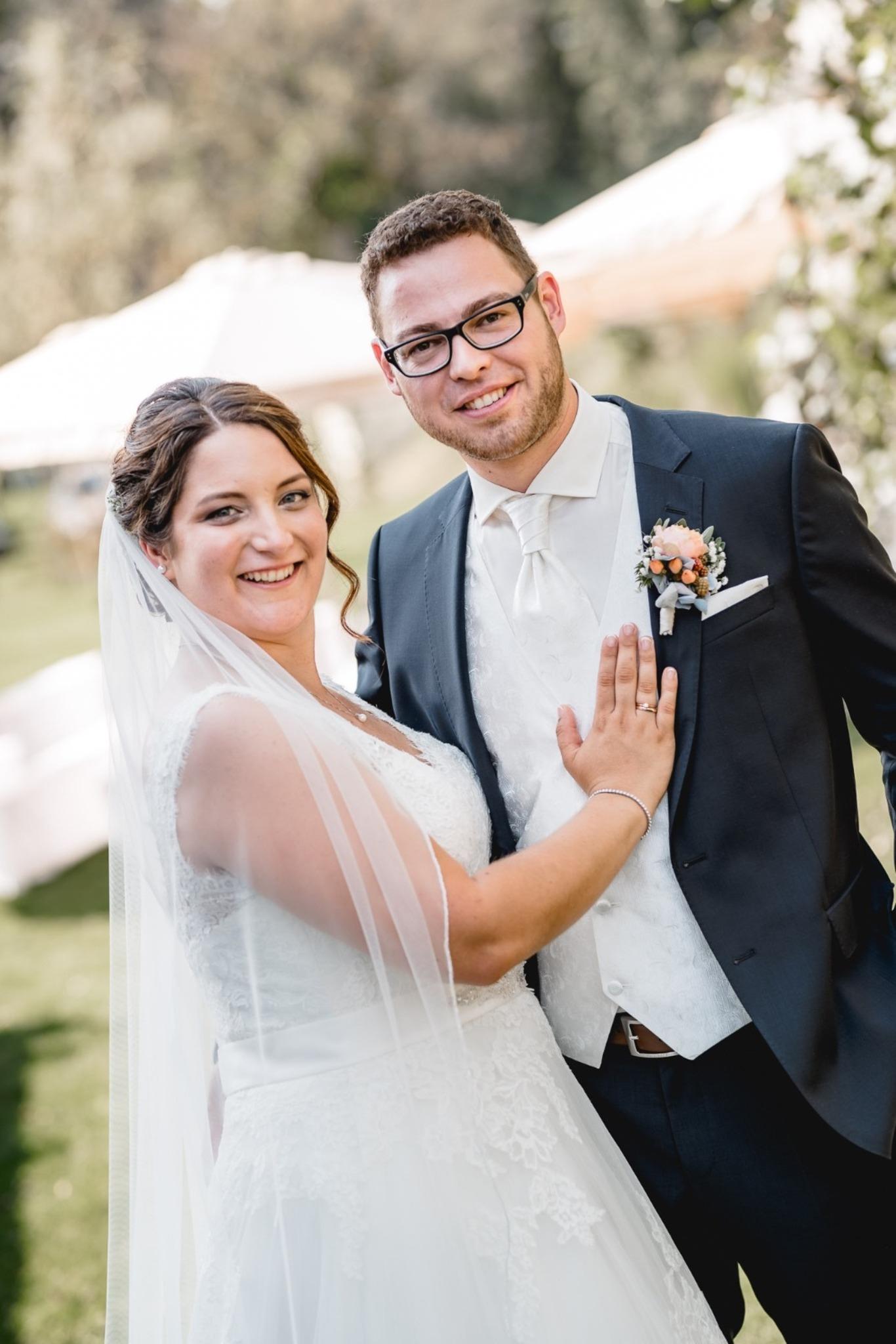 Brautpaar Der Woche Musikalische Hochzeit In St Veit In Der