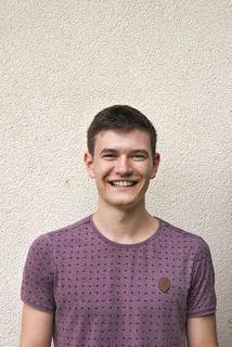 Simon Weiser, Schulsprecher des BG/BRG Wolkersdorfs.