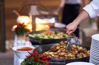 Küchenchefs gehören zu den Besserverdienenden im Gastgewerbe.