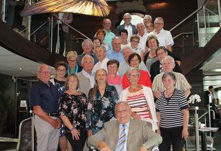 Seniorinnen und Senioren aus dem Bezirk Mistelbach