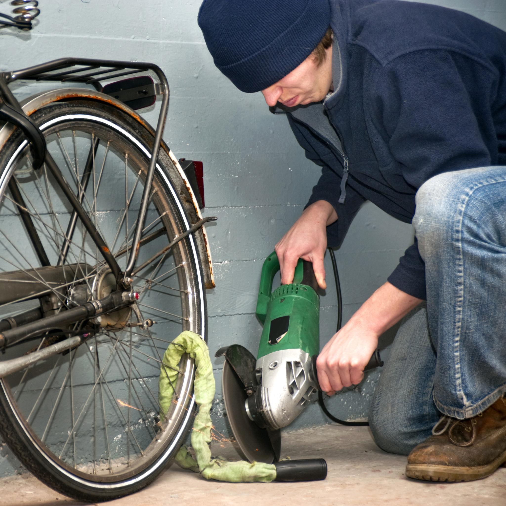 Prävention: Tipps der Polizei gegen Fahrrad Diebstahl