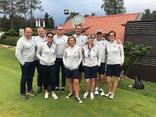 Die Mitglieder des General Golf Teams Feldkirchen organisierten die Bezirksmeisterschaft in Bad Kleinkirchheim