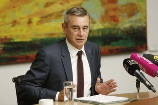 RLB OÖ-Generaldirektor Heinrich Schaller