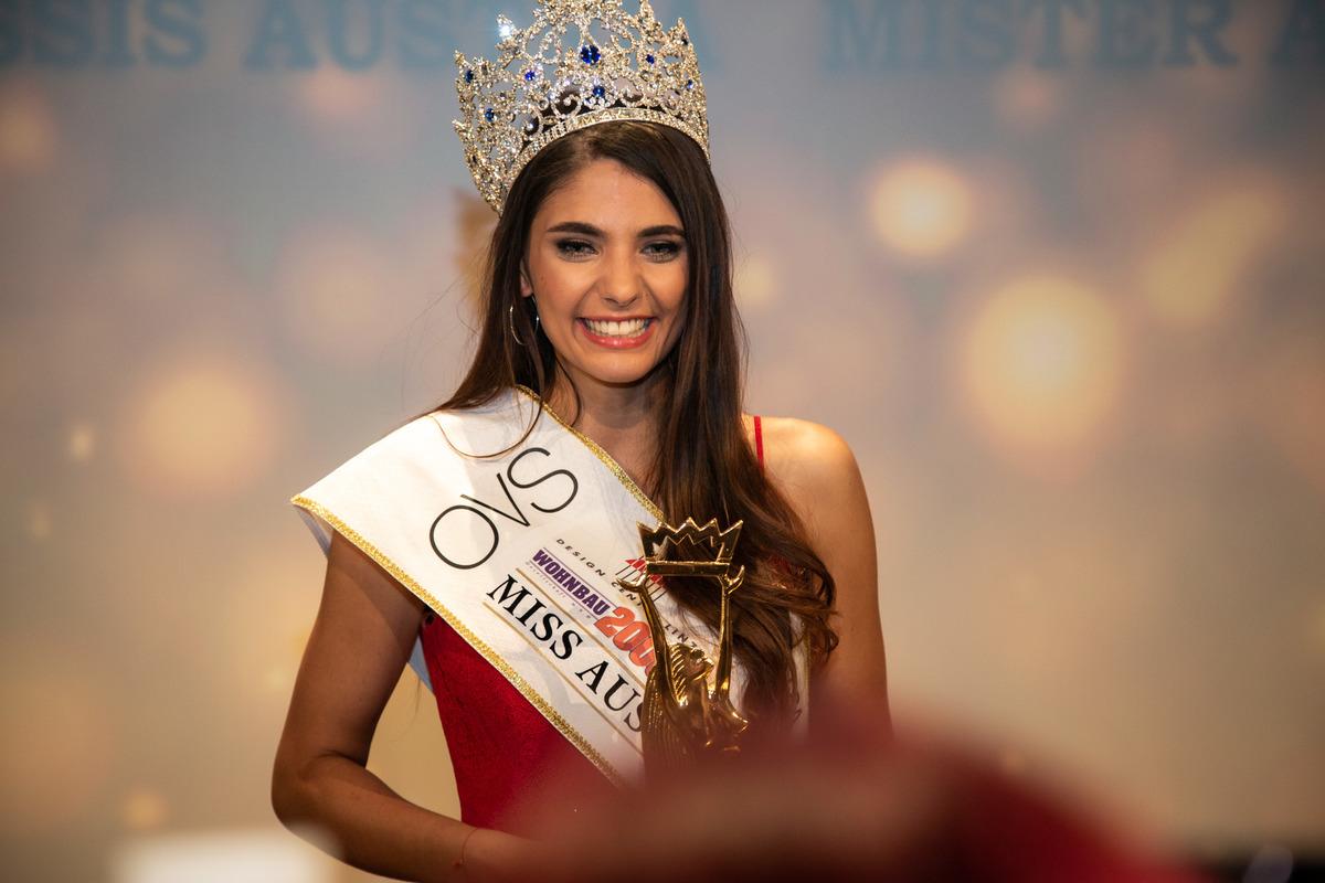 Miss Austria 2018 kommt aus Oberösterreich