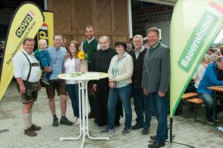 Die zweite Steinerkirchner Hofroas des Bauernbundes war gut besucht und bot viele Attraktionen.