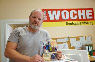 """In seinem Buch """"Ich rette mich"""" gibt der Deutschlandsberger Markus Schimpl praktische Sicherheitstipps für alle Altersgruppen."""