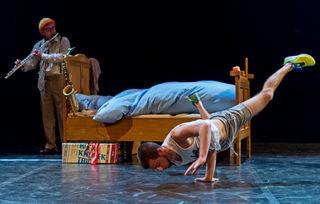 "Das ""Kukuk-Festival"" bietet Theater für Schüler."