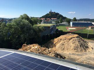 Öko-Stadt Güssing: Über 90 % der Bevölkerung werden mit umweltfreundlicher Heizenergie aus Biomasse versorgt.