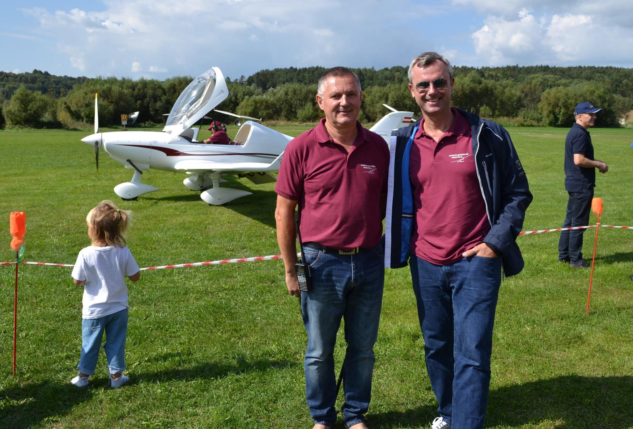 Flugplatzfest des SFC Pinkafeld