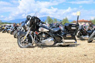 Harley Davidson in Faak am See, European Bike Week 2018