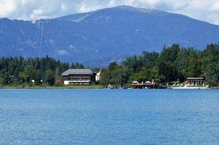Faaker See, Kärnten, Austria