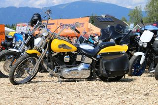 European Bike Week am Faaker See, Harley Village, Kärnten