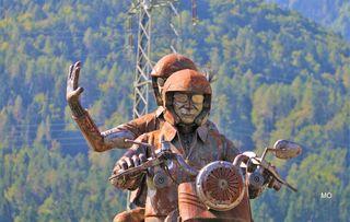 European Bike Week, Harley Davidson Parade 2018, Faak am See, Kärnten, Austria