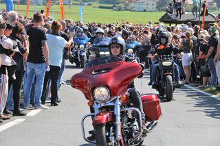 European Bike Week, Faak Am See, Harley Davidson Parade