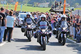 European Bike Week 2018, Harley-Davidson Parade, Faak am See, Kärnten