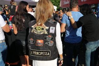 La Principessa, Harley Davidson Week, Faak am See