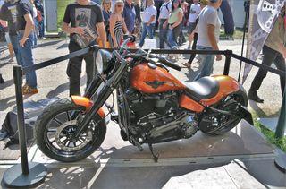 Harley-Davidson, Faakersee Kärnten