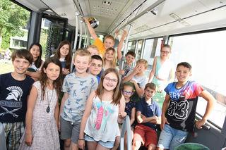 Für die Kinder aus dem Weerberger Ortsteil Kreith gibt es im Schuljahr 2018/19 noch bessere Verbindungen.