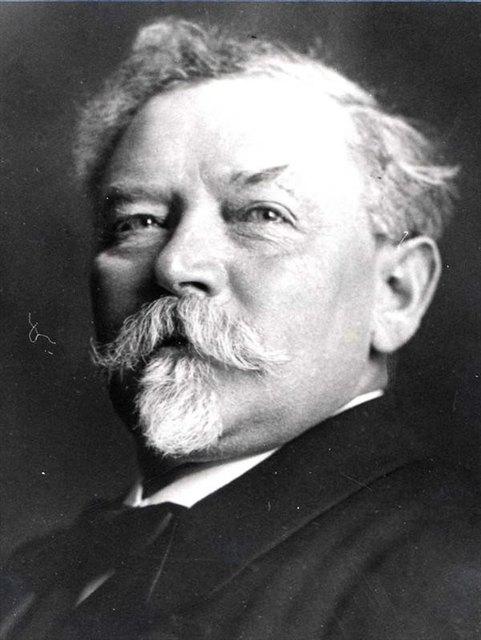 Bürgermeister von 1918 Max Ott