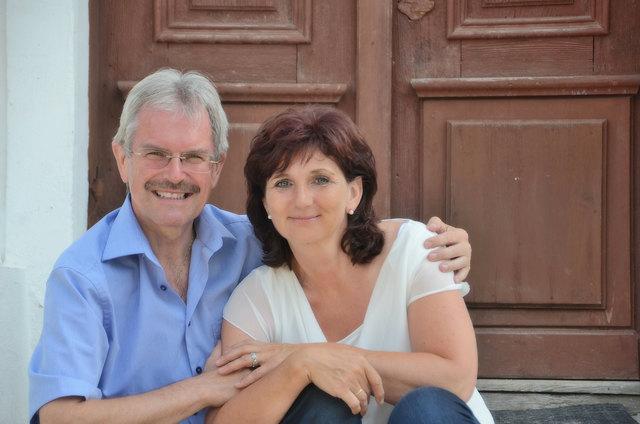 Carlo und Gerda nach 34 Ehejahren.