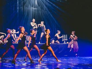 Die Dance Production Graz lädt zum Schnuppern ein.