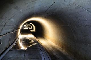 Etwa 40 Prozent des Linzer Kanalnetzes sind begehbar.