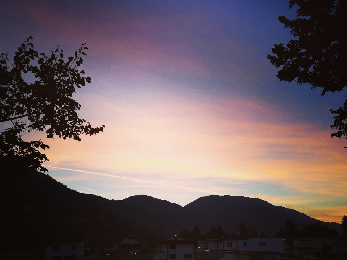 Schönen Guten Morgen Osttirol