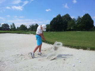 Golfer Florian Schweighofer hat noch viel vor.