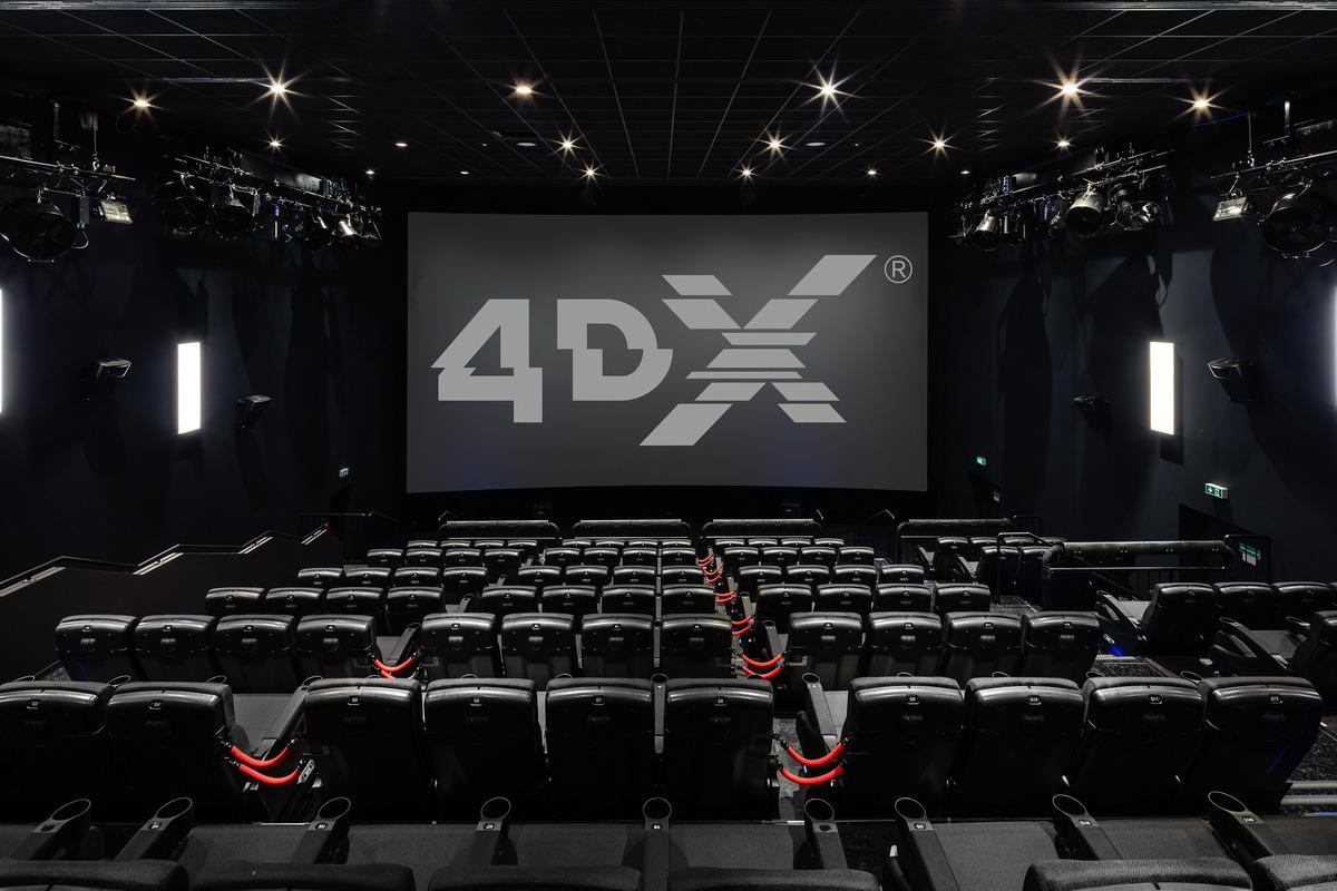 Premiere In Oberösterreich Hollywood Megaplex Eröffnet Zweites 4dx
