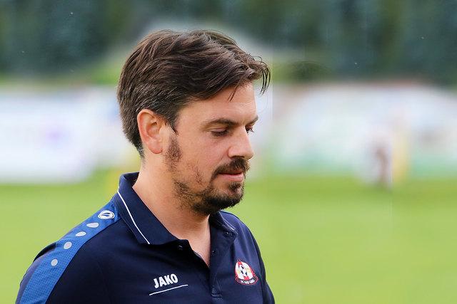 Das 0:6 in Groß St. Florian war zu viel: Trainer Manuel Fink verlässt Bad Gams.