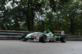 Hermann Waldy jun. in seinem Formel 3 Dallara F306