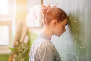 Für Schüler sind die ersten Prüfungen oft mit viel Stress verbunden.