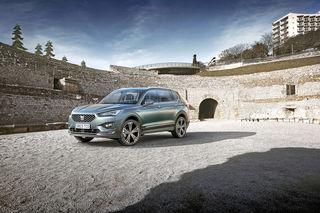 Der Name Tarraco für den neuen Seat-SUV wurde von über 140.000 Fans der Marke ausgewählt.