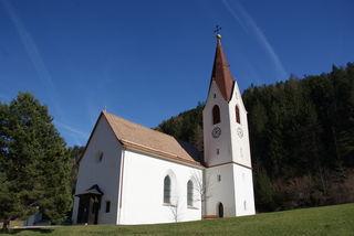 300-Jahr-Feier: Die Wallfahrtskirche in Kronburg wurden am 28. September 1718 geweiht.