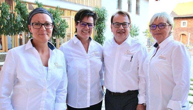 Regina Gregory, Sabine Lehner, Hans-Georg Wimmer, Petra Büchsner.