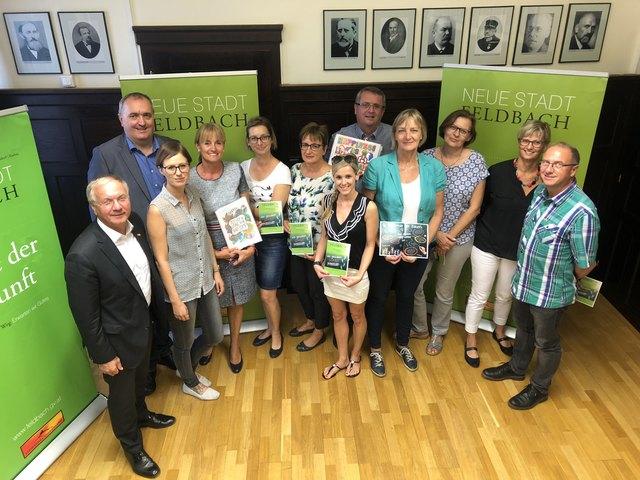 Einen neuen Bildungsweg mit mehr individuellen Möglichkeiten etablieren Schritt für Schritt die Vertreter der Stadtgemeinde Feldbach bzw. die Vertreter der dort ansässigen Pflichtschulen.