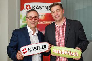 Christof Kastner (l.) und Elmar Ruth (r.).