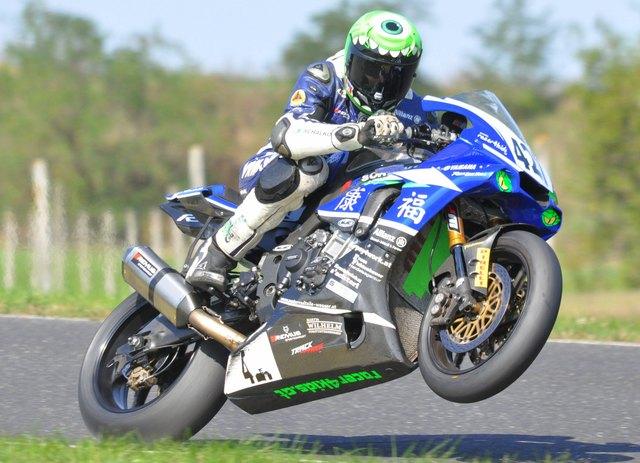 """Das Staatsmeisterschaftswochenende der Klasse Superbike am """"Red Bull Ring"""" war für das Racer4kids-Team nicht von Erfolg gekrönt."""