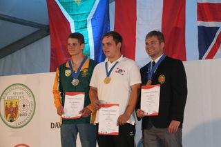 Goldmedaille für Ulrich Hinterdorfer