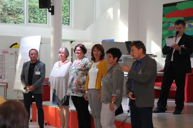 Das Projektteam aus dem Sozialforum Freistadt freut sich auf viele interessierte Teilnehmer beim Fortsetzungstreffen 2018.
